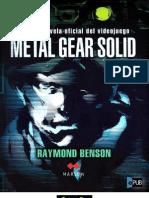 Benson Raymond - Metal Gear Solid