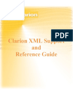 Clarion x Ml Support