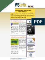Newsletter Jaminan Sosial Edisi 55 | April 2013