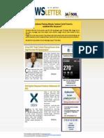 Newsletter Jaminan Sosial Edisi 54 | April 2013