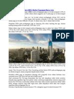 Positifnya IHSG Berkat Topangan Bursa Asia