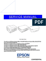Service Manual TX 620 w