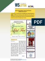 Newsletter Jaminan Sosial Edisi 46 | Agustus 2012
