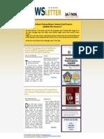 Newsletter Jaminan Sosial Edisi 44 | Juli 2012
