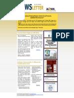 Newsletter Jaminan Sosial Edisi 43 | Juli 2012