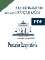 PE 008 - Proteção respiratória