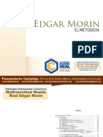 1 El Metodo III Edgar Morin