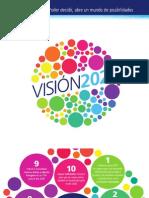 Vision2020 Spanish