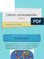 Cancer Cervicouterino (2)