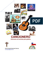 Cancionero Guitarra