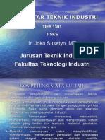 Pengantar Teknik Industri