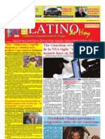El Latino de Hoy Weekly Newspaper of Oregon | 7-31-2013