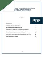 Metodologias y Tecnicas Del Trabajo Cientifico