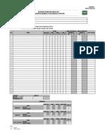 Borang Data Protim 20122