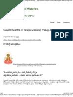 Telugu Vemana Padyalu Pdf