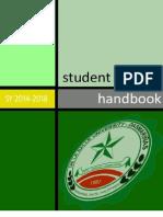 DLSU-D Student Handbook Revision 2013