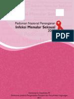 Pedoman Nasional Penanganan Infeksi Menular Seksual 2011