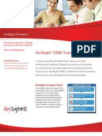 ArcSight Education