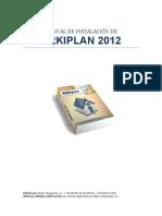 Manual de Instalacion de ARKIPlan 2012