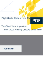 RightScale State of the Cloud Report 2013