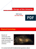 ERTSC 04 Origin and Design of the Universe