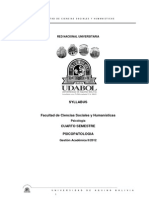 Psicopatología2-2010