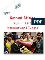 April Month International