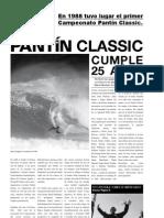 25 años de Pantín Classic