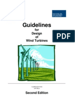 Guidelines for Design of Wind Turbines