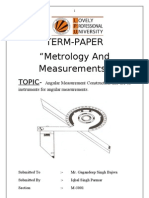 Angle Measuring Devices
