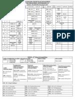 Time Table III Sem. Pgdm - Aicte 2012-14bt.