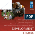 Development Stories, UNDP Skopje, Issue 4, summer 2013
