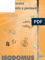 ISODOMUS Manuale Tecnico Risc Pavimento