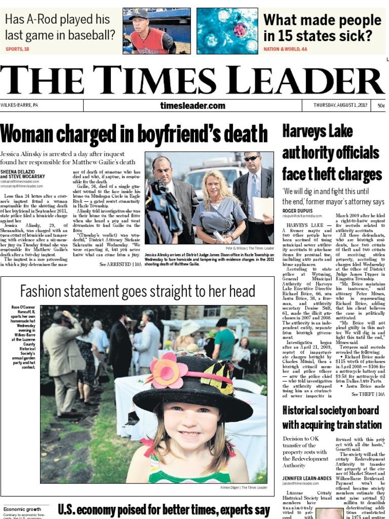 Times Leader 08-01-2013  fff96f757c58