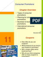 Ch11 - Consumer Promotions Clow 2ed