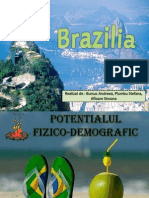 Brazilia  prezentare geografie