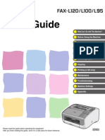 Fax l100 120 Basicguide Eng