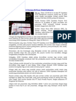 DIRE Pertama Di Pasar Modal Indonesia