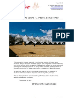 A Non Technical Guide to Special Structures 2012 July