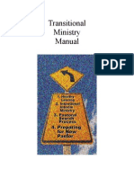 Interim Ministry Manual