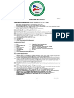RC Checklist