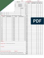 SAIL RC Score Sheet