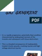 Gas Gangrene.