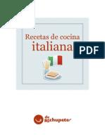 Recetas Cocina Italiana Web