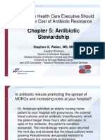 Xxxx Antibiotic Stewardship MDRO Chapter 5 Module Joint Commission PPT