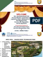 MVD Harsha Visit