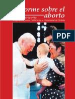 Informe Sobre El Aborto - Comision de Vida