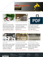 InfoprogettoMagazine Office Observer newsletter #03 luglio 2013