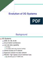 4 2G Evolution