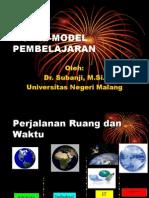 Model Model+Pembelajaran Sertf
